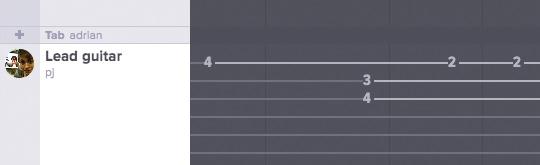 A minimized track