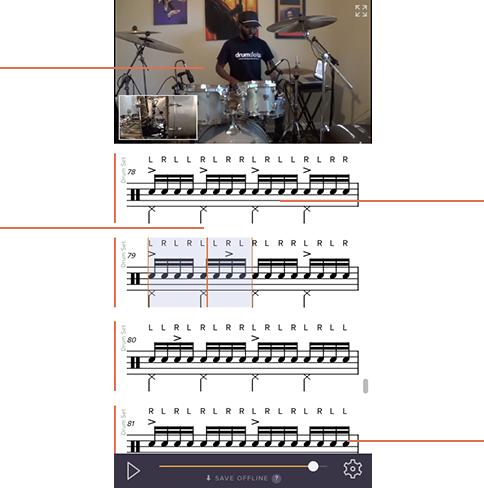 Soundslice pcreenshot
